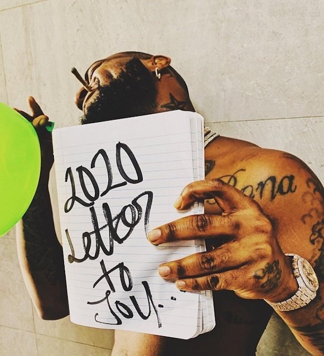 Davido-2020 Letter To You