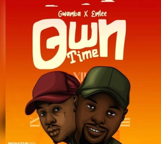 Gwamba-Ft Emtee Own Time Instrumental